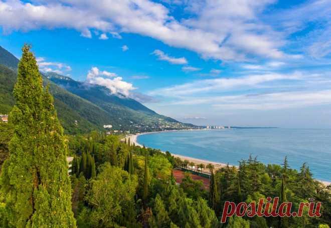 Квартиры для отпуска в Абхазии с возможностью бронирования без предоплаты | Путешествия Онлайн | Яндекс Дзен
