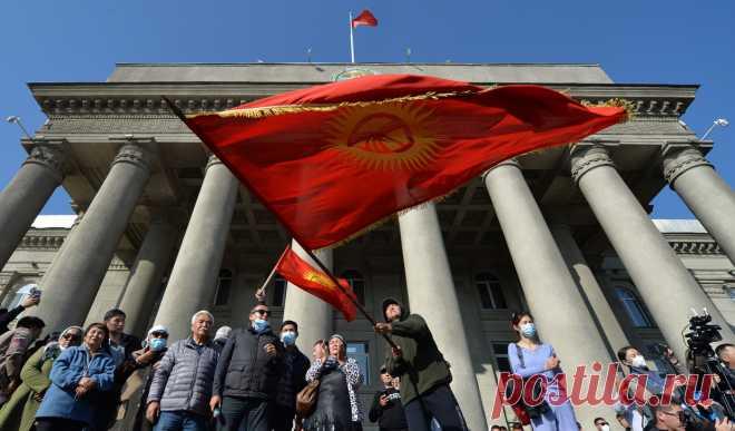 Россия приостановила финансовую помощь Киргизии