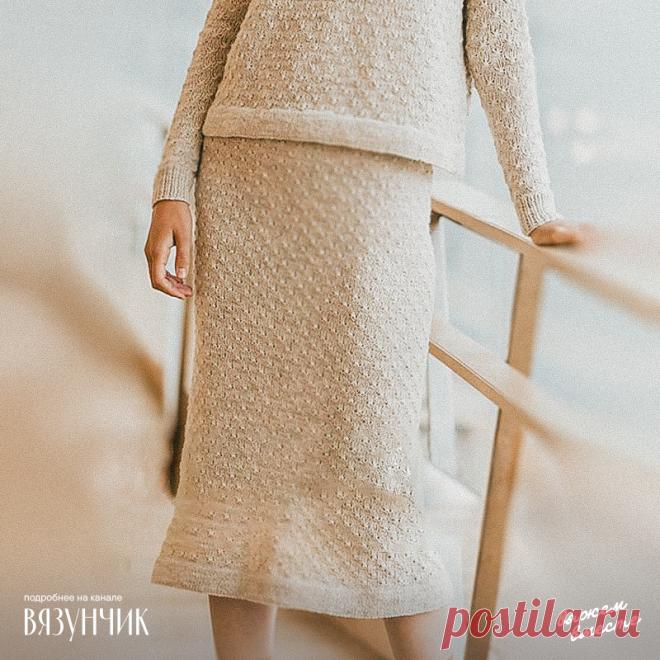10 стильных вязаных юбок для зимы. Мини, миди, макси: выбирайте свою модель   Вязунчик — вяжем вместе   Яндекс Дзен