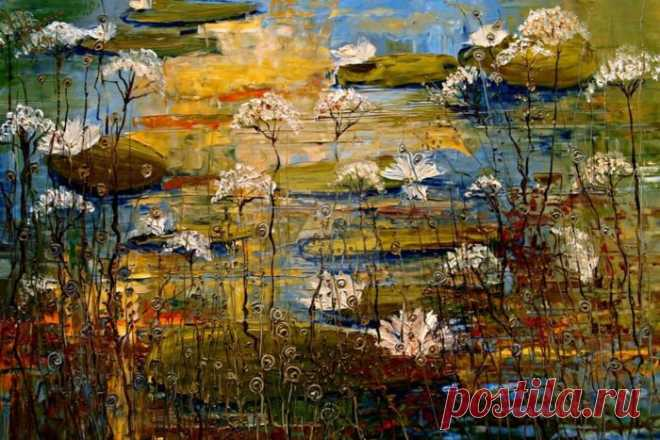 Художник Justyna Kopania. Искусство — это моё убежище