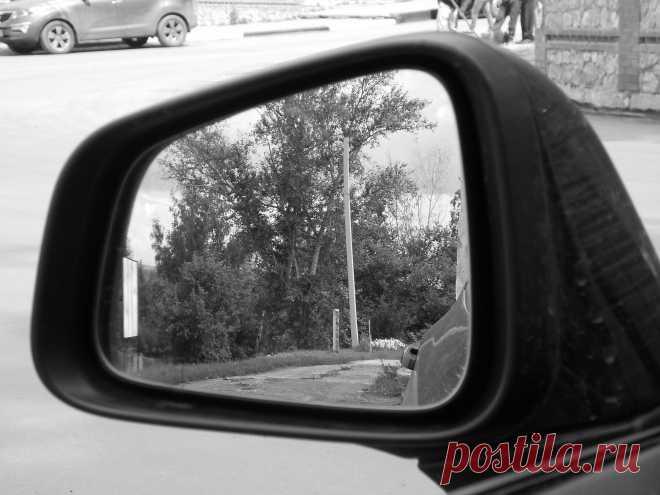 На улицах города Михайлов Рязанской области