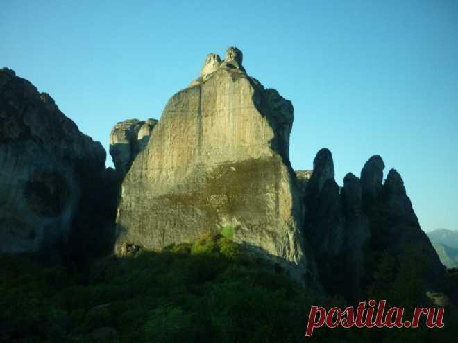 Греция_ Метеоры   47 Bilder