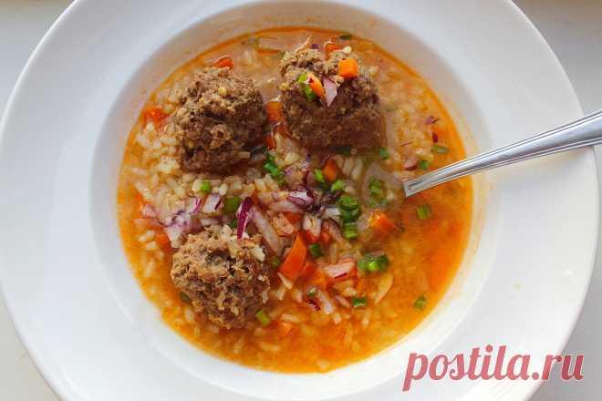 Как с помощью одного простого приема я делаю суп с фрикадельками вкуснее | Домашняя кухня Алексея Соколова | Яндекс Дзен