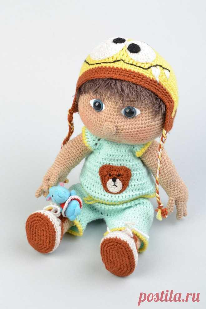 Вязаные игрушки: 80 фото и подробное описание схем вязания красивых игрушек
