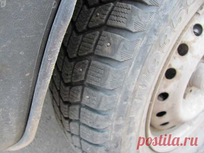 Какой штраф грозит летом за зимние шины на автомобиле?