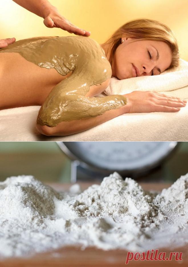 Обертывания от целлюлита с глиной: лучшие антицеллюлитные рецепты