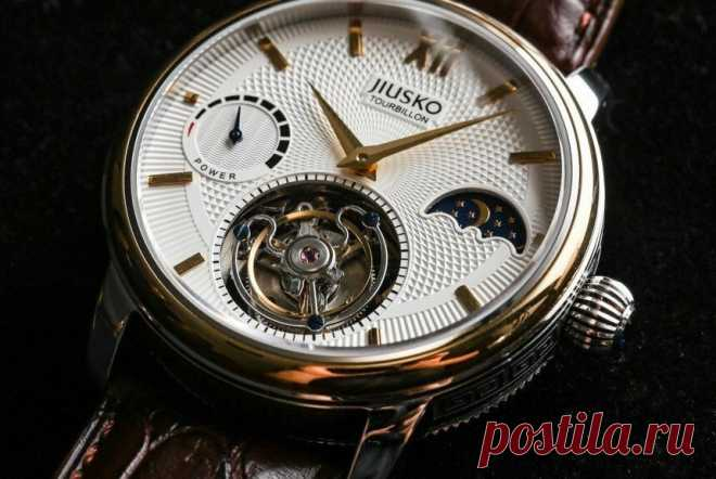 Что такое часы с турбийоном - принцип действия механизма часов турбийон.   Yshio.ru   Яндекс Дзен