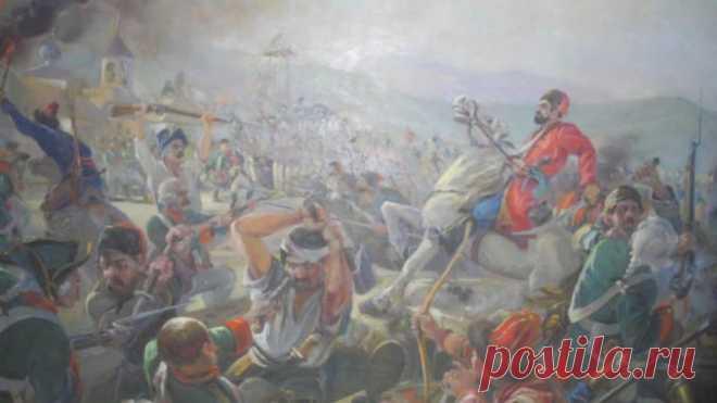 Взятие Казани Емельяном Пугачевом 1774 г.  Трижды пришлось донскому казаку побывать в Казани. В 1773 г. он попал в казанскую тюрьму. По докладу губернатора. Сенат распорядился сослать его в Пелым на казенную работу под строгий надзор, чтобы «утечки оттуда учинить не мог».