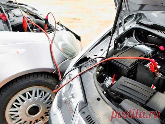 Самый легкий способ проверить, не сдох ли генератор машины - Лайфхак - АвтоВзгляд