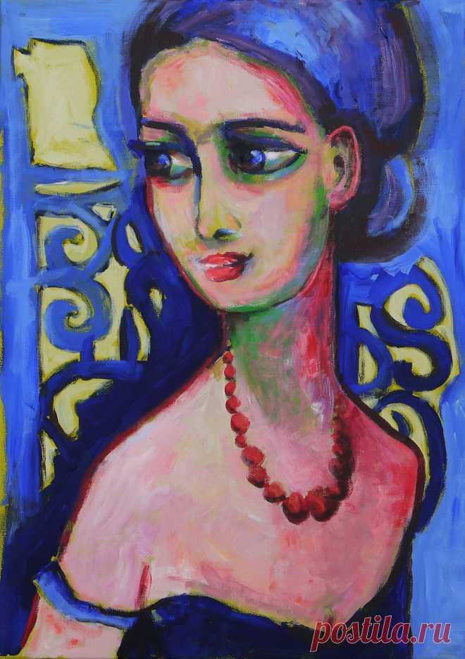 Dongen, Kees van (1877-1968) - 1919c. The Corn Poppy by RasMarley, via Flickr