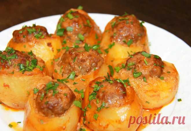 Картофель с фаршем - вкусный и сытный ужин - ЖЕНСКИЙ МИР - медиаплатформа МирТесен