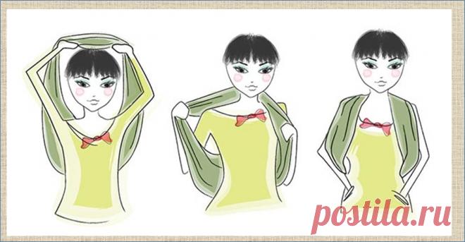 50 способов сшить, связать, сплести и носить летний снуд | МНЕ ИНТЕРЕСНО | Яндекс Дзен