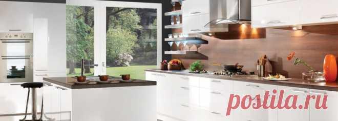 Как выбрать плитку для фартука кухни?