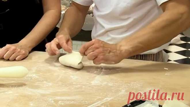 Как сделать красивые булочки ☕ уроки выпечки