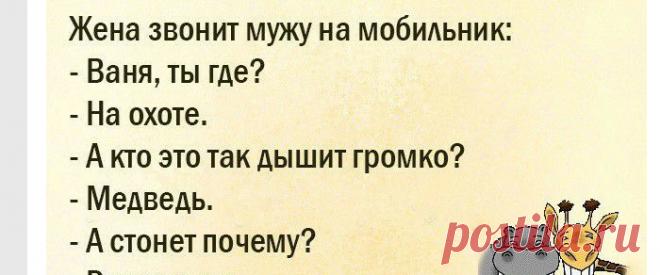 Анекдоты дня - Ok'ейно.fun