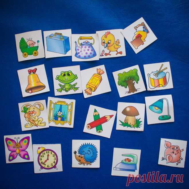 10 игр карточками с картинками | Развивашки | Яндекс Дзен