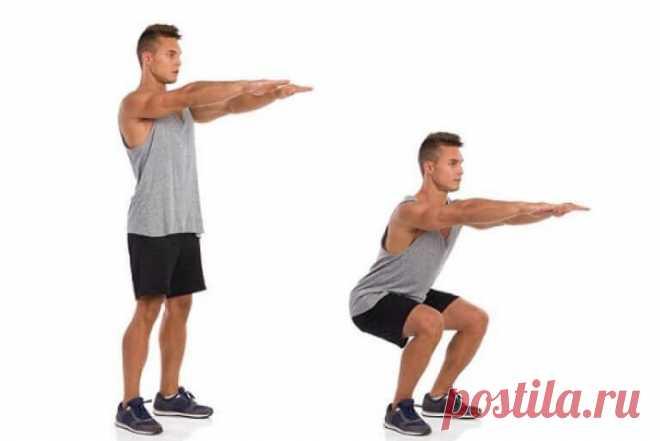 2 важных упражнения для здоровья и долголетия / Будьте здоровы