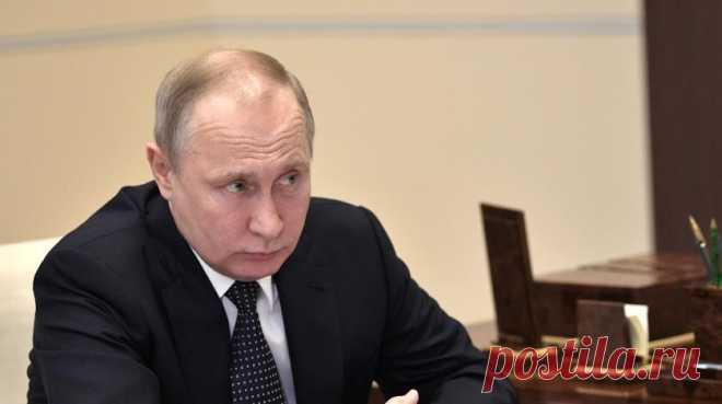 Путин резко осудил расправу США в Сирии :: Сирия