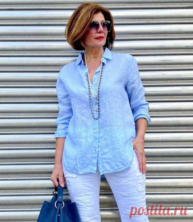Почему женщине, которая хочет быть стильной, стоит обратить внимание на голубую рубашку Рубашка стала привычной и чуть ли не обязательной деталью женского гардероба. Правда, нередко, когда разговор заходит о рубашках, имеют в виду модели белого цвета. И … Читай дальше на сайте. Жми подробнее ➡