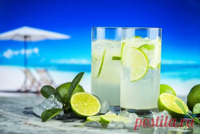 Вкусный домашний лимонад   InfoEda.com