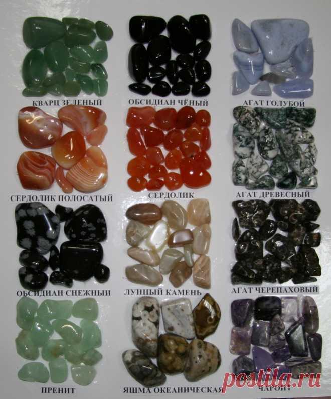 Свойства полудрагоценных камней фото и название