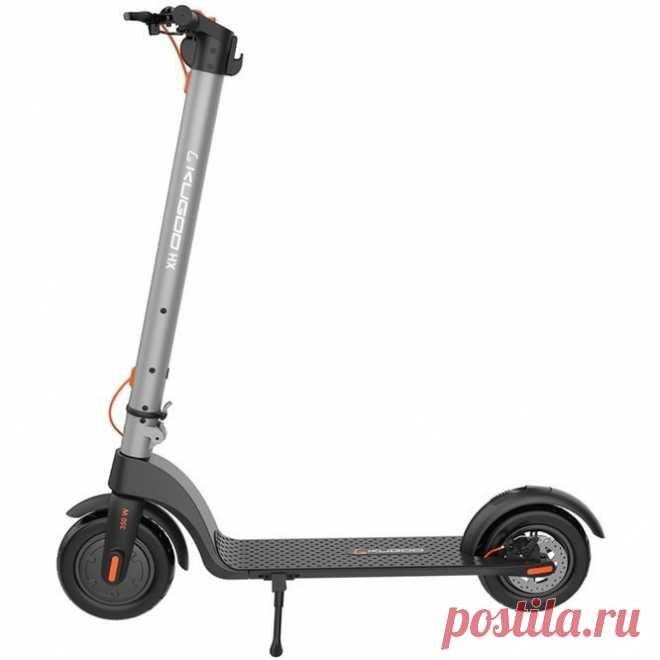 Электросамокат Kugoo HX JILONG (серый) - характеристики фото купить цена в Минске