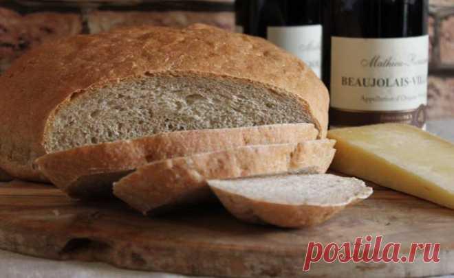 Хлеб на масле из виноградных косточек | Соль и Сахар