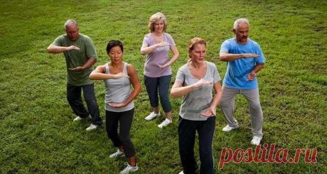 8 упражнений, которые женщины после 40 должны делать хотя бы раз в неделю