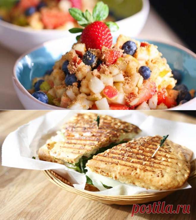 представлены все постные блюда на завтрак рецепты с фото началом работ