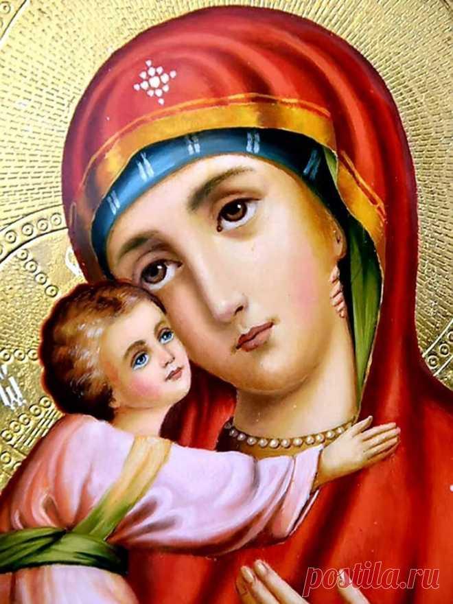 Молитва Богородице во Вторник: