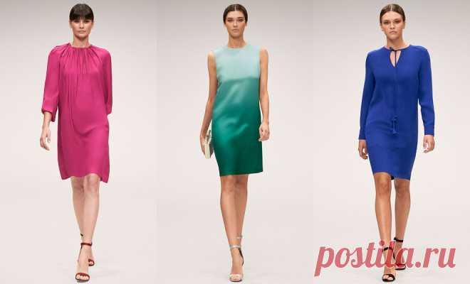 8b394e10416 Модная коллекция женской одежды ESCADA зима-весна 2018