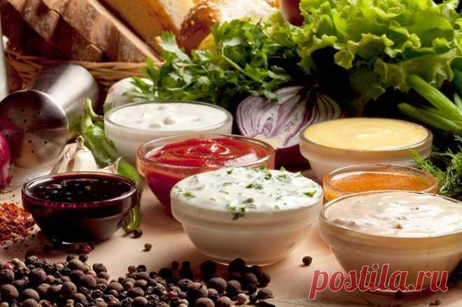 Соусы - 10 популярных вариантов