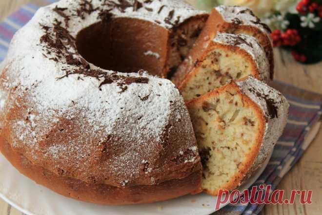 Самый простой пирог к чаю из тех продуктов, которые всегда есть дома: с любым наполнением | Я Готовлю... | Яндекс Дзен