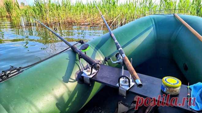 Ловля рыбы с лодки. Несколько полезных советов рыболовам для гарантированного улова