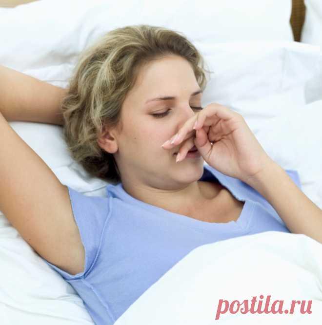 La posición para el sueño
