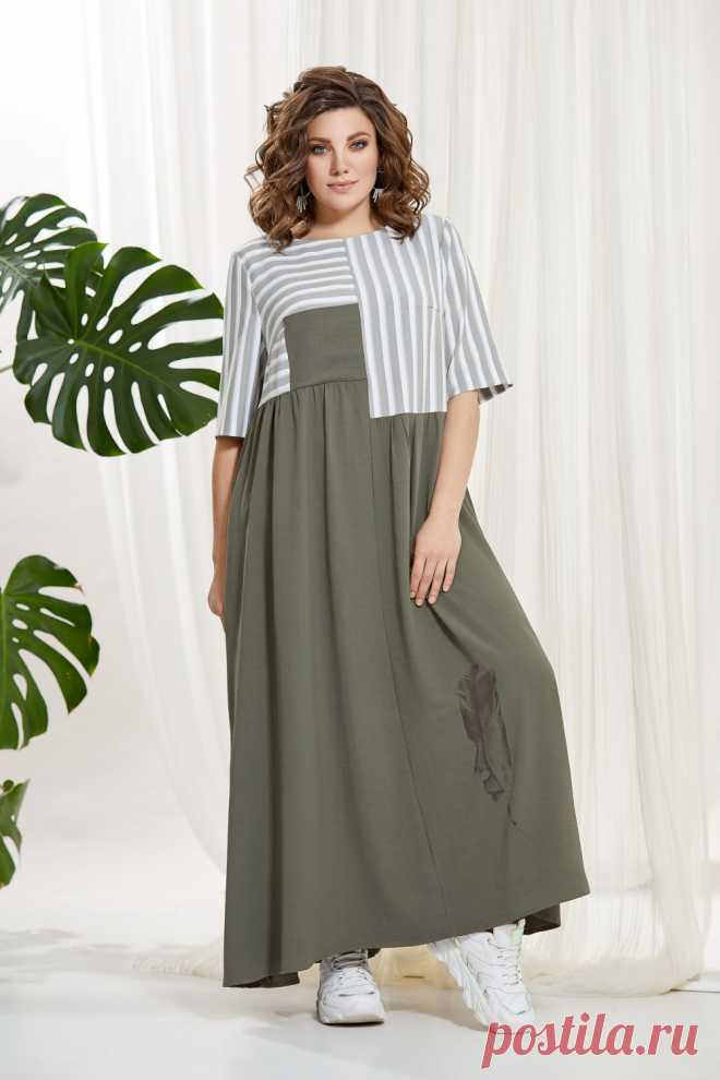 Платье AGATTI 3240-1 купить с доставкой по России | Интернет-магазин BelaRosso-shop.ru