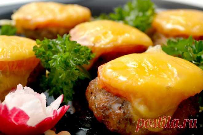 Ласточкино гнездо, или запеченные котлеты — Sloosh – кулинарные рецепты