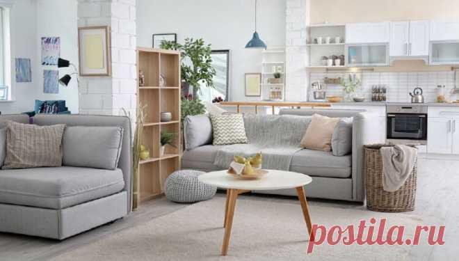Хранение вещей в маленькой квартире: основные принципы