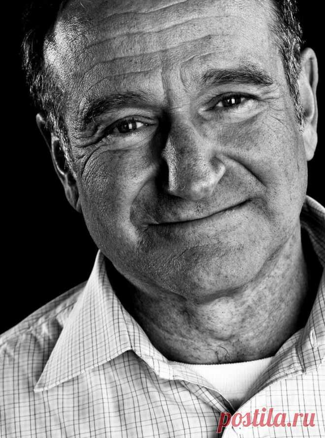 Робин Уильямс (Robin Williams) - 21 июля, 1951 • 11 августа 2014