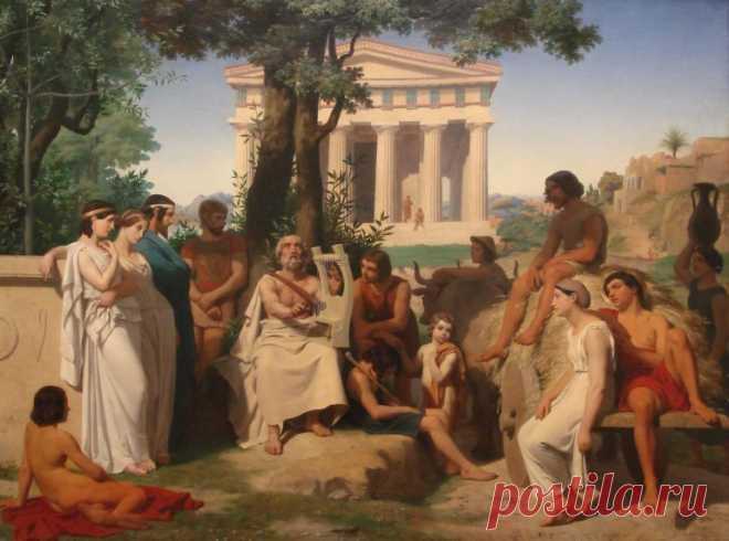 Как жили в Крыму древние греки | Русская семерка