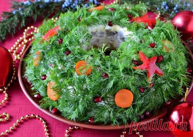Салаты на Рождество 2020: самые простые и вкусные рецепты Здравствуйте! На дворе метели и вьюги и то же время все мы дома. А почему? Потому что у всех зимние