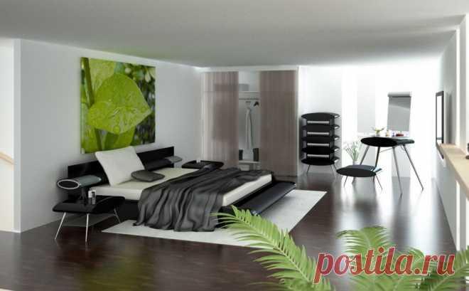Оформление дома в минималистичном стиле | Роскошь и уют