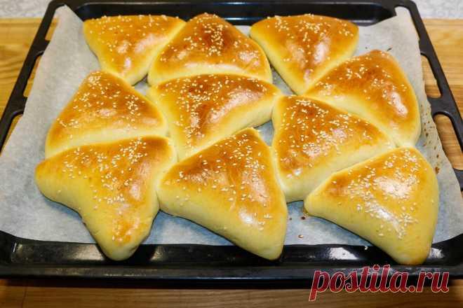 Нашла идеальный рецепт пышных, воздушных и очень вкусных пирожков с капустой: делюсь новым рецептом   Мастерская идей   Яндекс Дзен