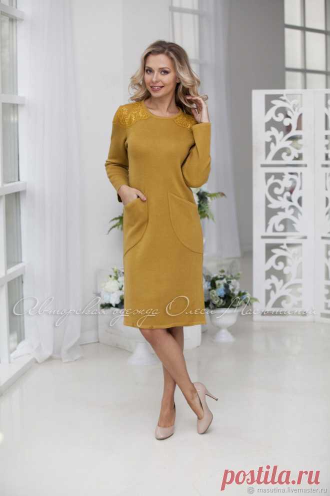 4179d115df1 Купить Платье  Aura  в интернет магазине на Ярмарке Мастеров Купить ...