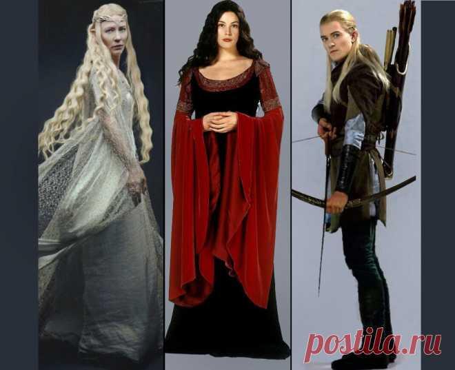 Трилогия «Властелин колец»: 3 кинозвезды, сыгравшие эльфов | Синеманк@ | Яндекс Дзен