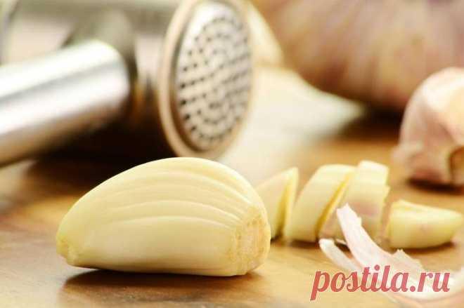 Всемогущий чеснок — 10 полезных целебных свойств