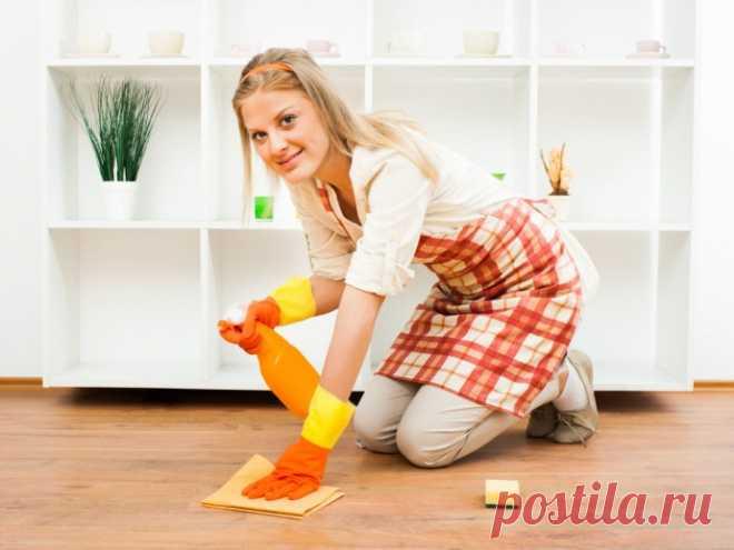 Лучшие советы по уборке дома