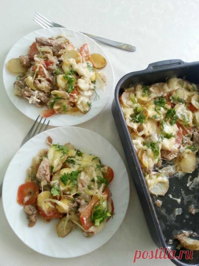 Как приготовить мясо по-французски - рецепт, ингредиенты и фотографии