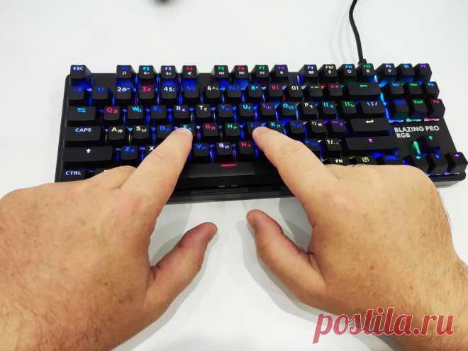 Как научиться печатать быстро и не глядя на клавиатуру. Рассказываю как я быстро научился и сколько времени мне потребовалось | ALEKSANDR ED | Яндекс Дзен