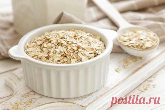 Овсяная диета минус 5-10 кг за 2 недели похудения.